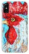 8288- Little Havana Mural IPhone Case
