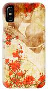 Winsome Woman IPhone Case