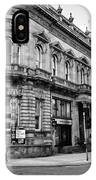 85 89 Colmore Row Former Union Gentlemans Club Birmingham Uk IPhone Case