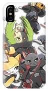 85420 Naruto Shippuuden Manga Anime Akatsuki Konan Zetsu Uchiha Itachi Hoshigaki Kisame Kakuzu Cat Pein Deidara Tobi IPhone Case
