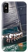 Key West Race Week IPhone Case