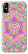Birth Mandala- Blessing Symbols IPhone Case