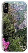 Grand Canyon Du Verdon IPhone Case