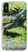 I Iguana IPhone Case