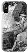 Jean Jacques Rousseau IPhone Case