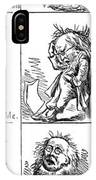 Presidential Campaign, 1872 IPhone Case