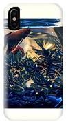 Siamese Fighting Fish IPhone Case
