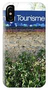 Street Scenes From Giverny France IPhone Case