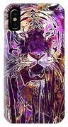Tiger Predator Fur Beautiful  IPhone Case
