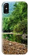 Williams River Summer IPhone Case