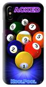 9ball Racked IPhone Case