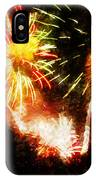 A 4th Celebration  IPhone Case