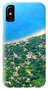 A Bay In Costa Rica IPhone Case