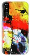 A Beautiful Soul Emerges From A Dark Place IPhone Case