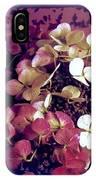 A Bevy Of Hydrangeas  IPhone Case
