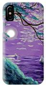 A Breeze From The Bay IPhone Case