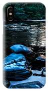 A Browns River Sunset IPhone Case