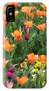 A Burst Of Spring Color IPhone Case