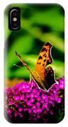 A Butterflies World  IPhone Case