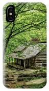 A Cabin In The Woods IPhone Case