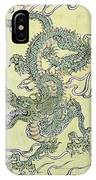 A Chinese Dragon IPhone Case