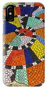 A Chip Off The Ole Mosaic IPhone Case