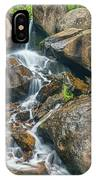 A Clarion Call For The Awareness Of The Sanctity Of Nature  IPhone Case