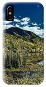 A Colorado Autumn IPhone Case