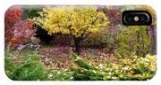 A Colorful Fall Corner IPhone Case