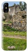 A Cottage In Ruins IPhone Case