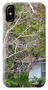A Cozy Spot On The Apalachicola River IPhone Case
