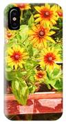 A Daisy Day IPhone Case