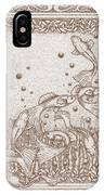 A Dance Around The Bubbles IPhone Case