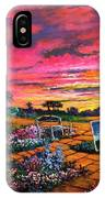 A Darkness So Light IPhone Case
