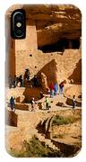 A Day At Mesa Verde IPhone Case