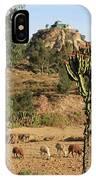 A Biblical Landscape IPhone Case