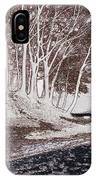 A Different World #1. Groove Of Trees IPhone Case