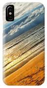 A Dream At The Beach IPhone Case