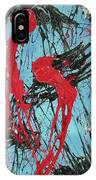 A Fear Of Vampires IPhone Case