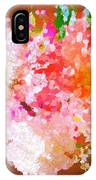 A February Abstract IPhone Case
