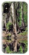 A Florida Riverine Forest 2 IPhone Case