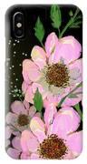 A Flower Fairy IPhone Case