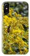 A Flower That Bees Prefer IPhone X Case