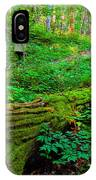 A Forest Stroll IPhone Case