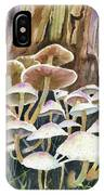 A Fungus Amongus IPhone Case