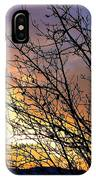 A Glorious Sky IPhone Case