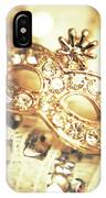 A Golden Occasion IPhone Case