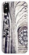 A Gothic Church IPhone Case