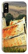 A-ground At Point Reyes IPhone Case