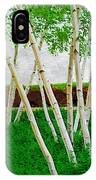 A Grove Of Birches 1 IPhone Case